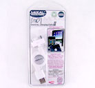 MM836 - iPOD/iPHONE USB Retractable Charging Cable and Data transfer